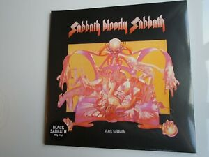 BLACK SABBATH Sabbath Bloody Sabbath vinyl LP new mint sealed 180g
