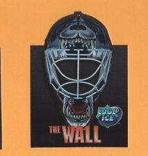 1996 Collector's Edge Ice THE WALL Ray LeBlanc # TW1 GOALIE