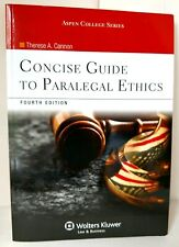 CONCISE GUIDE TO PARALEGAL ETHICS 4th Edit INC. VIDEO ACCESS CODE Brand New