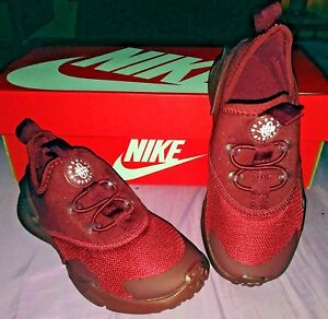 Nike Huarache Drift Shoes Team Red White 10C AA3504-600 TD Baby Run SE Max