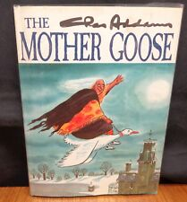 THE CHAS ADDAMS MOTHER GOOSE By Chas Addams -SIGNED