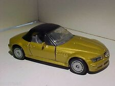 BMW Z3 1996 Tins' Toys 1/38 Diecast Mint Loose