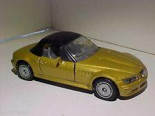BMW Z3 1996 Tins' Toys 1/38 Diecast Mint Loose