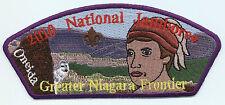 JSP - GREATER NIAGARA FRONTIER COUNCIL - 2010 NATIONAL JAMBOREE - CUT EDGE