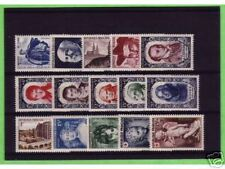 TIMBRES FRANCE NEUFS  ANNEE  COMPLETE LUXE  1950