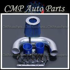 BLUE 2002-2005 CHEVROLET CAVALIER 2.2 2.2L LS RAM AIR INTAKE KIT SYSTEMS