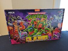 NECA TMNT Stern Pinball Crate Box Shredder Figure Size L Walmart Exclusive