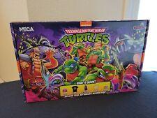 NECA TMNT Stern Pinball Crate Box Shredder Figure Size L Walmart Exclusive