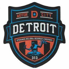 Magnet - Detroit Shield