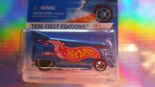 ERROR~CARD~1996~VW DRAG BUS~1ST FIRST EDITIONS~6/12/#4~HOT WHEELS~ORIGINAL~CHASE