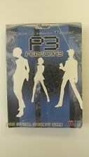 SHIN MEGAMI TENSEI: PERSONA 3 OFFICIAL STRATEGY GUIDE By Double Jump