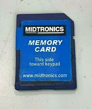 Memory Card for Midtronics Ctu-6000 Celltron Ultra Battery Analyzer