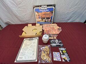 Star Wars Vintage 1979 Kenner Land Of The Jawas Action Set