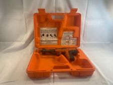 New listing Ramset/ Red Head Powder Based Nail Gun Semi-Automatic D60 With Case