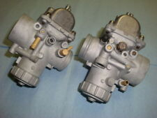 2004 Polaris Snowmobile Mikuni VM34 Carburetor Set CLEANED Fuji 550 3131521