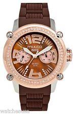 MULCO Women's Analog Display Swiss Quartz Brown Watch MW2-28050S-034