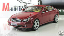 MERCEDES - Benz CLS New Supercars Diecast Model 1:43 Deagostini #72
