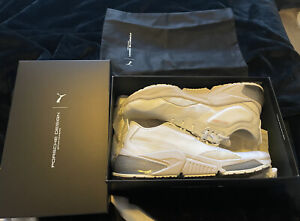 Puma Porsche Design LQD Cell Trainer Mens Size 11.5 White