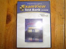 America: Pathways to the Present EXAM VIEW Test Bank CD-ROM   9780131282223