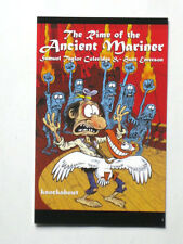 HUNT EMERSON THE RIME OF THE ANCIENT MARINER PROMO POSTCARD KNOCKABOUT