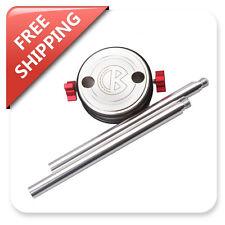 Kamerar Shoulder Rig Steady Stainless Steel Counter Weight Balance Weight Block