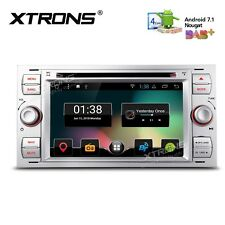 "AUTORADIO 7"" Android 7.1 Quad Core 1gb Ford kuga Focus C-max Mondeo Galaxy Usb S"