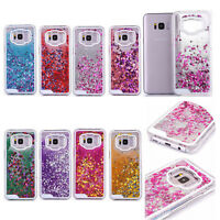 For Samsung G530 /G360 --Shockproof  Quicksand Glitter Liquid Case Cover