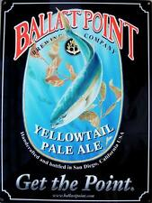 Ballast Point Pale Ale Beer Alcohol Bar Pub Beer Drinking Metal Sign