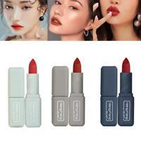 3pcs/ Set Moisturizing Velvet Lip Stick Long Lasting Nourishing Matte Lipstick