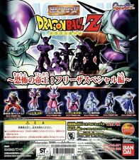 NEW DRAGONBALL Z HG FREEZA SP 7pcs FULL SET BANDAI GASHAPON