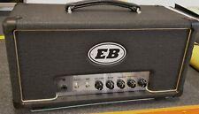 EB Classic Series British Invasion 15 watt all valve hand made guitar amp head.