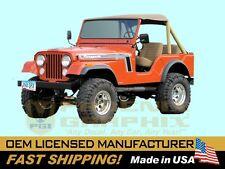 1975 Jeep Renegade CJ5 Decals & Stripes Kit