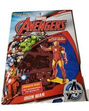 Fascinations Metal Earth Avengers Iron Man 3D Laser Cut Model Kits Marvel MMS322