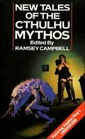 New Tales of the Cthulhu Mythos by Campbell, Ramsey Paperback Book The Fast Free