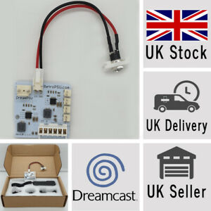 Sega Dreamcast DC Dream PSU DreamPSU Retro Replacement w/ Power Supply *Not PICO