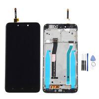 Für Xiaomi Redmi 4X LCD Display Touch Bildschirm Glas Digitizer + Rahmen Schwarz