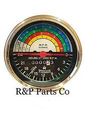 Tachometer for International IH 240 Utility 371277R92, 371277R93