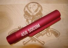 458 SOCOM BLEM RED anodized buffer mil-spec