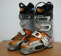 ATOMIC LIVE FIT SKI BOOTS MEN SIZE 26.5 / 8.5