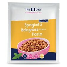 The 1:1 Weight Plan CWP Diet 🌟 LOW PRICE  🌟 - 7 X Spaghetti🍝 Bolognaise