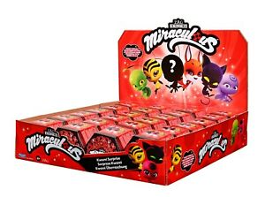 Miraculous Ladybug Kwami Collectibles - Miracle Blind Box