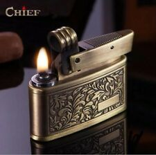 CHIEF  original creative retro kerosene lighter Windproof