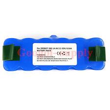 6800mAh Li-ion battery for iRobot Roomba 500 510 550 535 600 610 625 700 780 R3