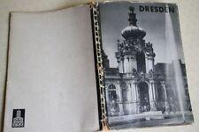 Erich Haenel: DRESDEN Zweite Auflage 1938 Sachsen