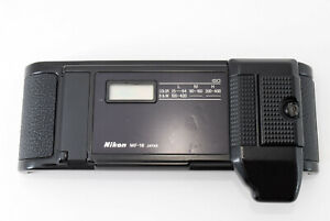 """""""Rare""""[Excellent+++++] Nikon MF-18 Date Back for Nikon F3 MD-4 From Japan"""