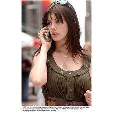 The Devil Wears Prada Anne Hathaway Talking on Phone 8 x 10 Inch Photo