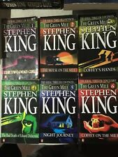 Stephen King - The Green Mile Series-  Pb Books