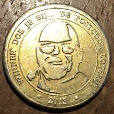 JETON DE LOTERIE 25000 € PER LOT (346) A IDENTIFIER