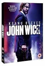 John Wick Chapter 2 DVD Digital Download 2017