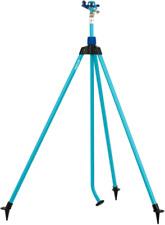 New listing Aqua Joe Aj-Ist72Zm Indestructible Series Zinc Impulse Sprinkler, w/Extendable